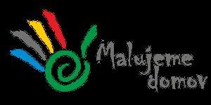 Malujeme domov Logo