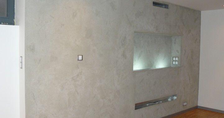 Imitace betonu - Konečná podoba